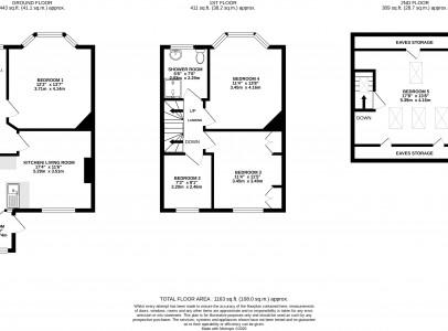 29BadenRoad-High  Floor pland