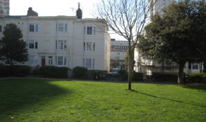 Clarence Square –  Central Brighton, close to seafront